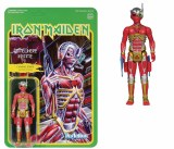 Iron Maiden ReAction Somewhere In Time Cyborg Eddie Action Figure