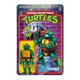 Teenage Mutant Ninja Turtles ReAction Michelangelo Action Figure