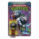 Teenage Mutant Ninja Turtles ReAction Rocksteady Action Figure