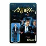 Anthrax ReAction Among the Living Preacher Action Figure