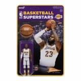 NBA Los Angeles Lakers ReAction LebBron James Alternate Figure