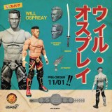 New Japan Pro Wrestling Ultimates Series 1 Will Ospreay Action Figure