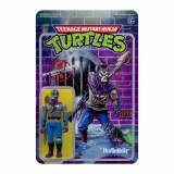 Teenage Mutant Ninja Turtles ReAction Foot Soldier Busted Action Figure