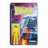 Back to the Future ReAction Radiation Marty McFly Action Figure