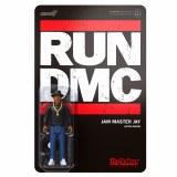 Run DMC Jason Jam Master Jay Mizell ReAction Action Figure