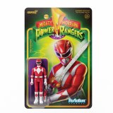 Mighty Morphin Power Rangers ReAction Red Ranger Action Figure