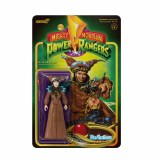 Mighty Morphin Power Rangers ReAction Rita Repulsa Action Figure