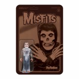 Misfits Collection 2 Fiend Clear ReAction Action Figure