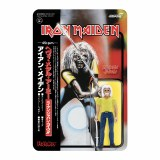 Iron Maiden ReAction Record Store Day Maiden Japan Action Figure