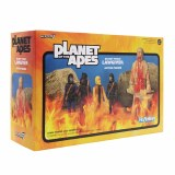 Planet of the Apes Bloody Lawgiver Statue ReAction Figure