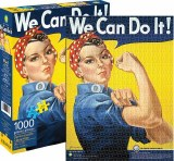 Rosie the Riveter 1000 Piece Jigsaw Puzzle