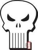 Marvel Punisher Logo Chunky Magnet