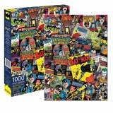 DC Batman Collage 1000 Piece Jigsaw Puzzle
