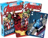 Marvel Avengers Comics Playing Cards
