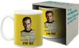 Star Trek Kirk Quote 11 oz Mug
