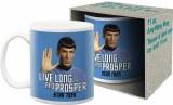 Star Trek Live Long Spock 11 oz Mug