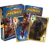 Avengers Infinity War Movie Playing Cards