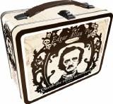 Edgar Allan Poe Tin Lunch Box