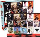David Bowie Album Covers 1000pc Puzzle