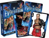 WWE Evolution Playing Cards