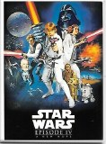 Star Wars Episode 4 Magnet