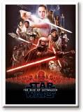 Star Wars Episode 9 Poster Magnet