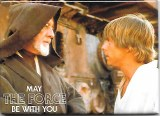 Star War May the Force Be With You Magnet