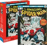 Spider-Man Cover 500pc Puzzle