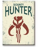 Star Wars Bounty Hunter Mandalorian Symbol Magnet