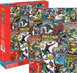 Spider-Man Comic Collage 1000 Piece Puzzle