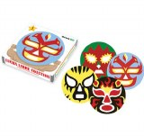 Lucha Libre Coasters