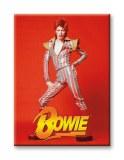 Bowie Ziggy Magnet