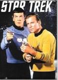 Star Trek Kirk and Spock Magnet