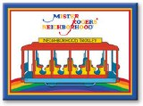 Mister Rogers Trolley Magnet