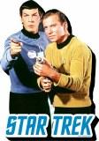 Star Trek Kirk and Spock Chunky Magnet