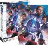 Avengers Endgame Poster 1000 Piece Puzzle