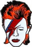 David Bowie Face Enamel Pin