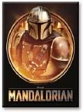 Mandalorian St Magnet