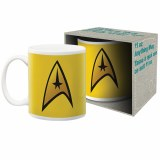 Star Trek Captain Logo 11 oz Mug
