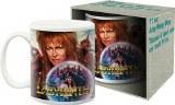 Labyrinth David Bowie Crystal Ball 11oz Mug