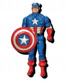 Captain America Toy Funky Chunky Magnet