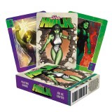 She-Hulk Playing Cards Deck
