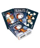 Peanuts Snoopy in Space Playing Cards