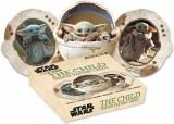 Star Wars Playing Cards The Mandalorian Baby Yoda The Child Grogu Shaped