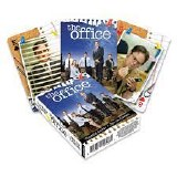 Office Cast Playing Cards