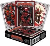 Deadpool Nouveau Playing Cards