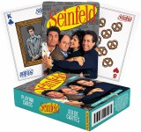 Seinfeld Icons Playing Cards