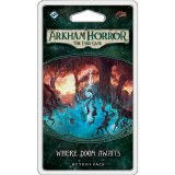 Arkham Horror Where Doom Awaits Scenario Pack