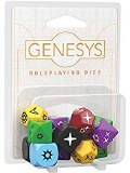 Genesys RPG Dice Set