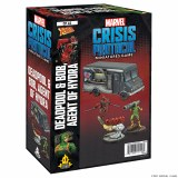 Marvel Crisis Protocol Deadpool and Bob Expansion Pack